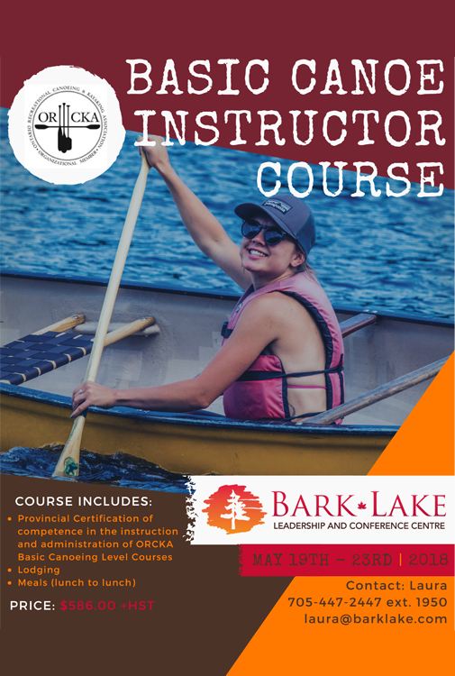 ORCKA Course 2018