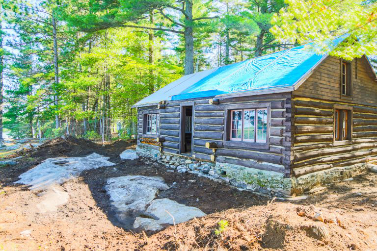 Bark Lodge Transformation at Bark Lake Leadership Centre
