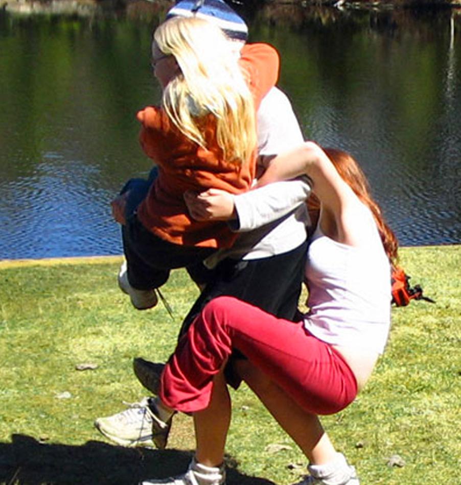 The Adventure Challenge at Bark Lake Leadership Centre
