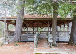 The Pavilion at Bark Lake Leadership Centre