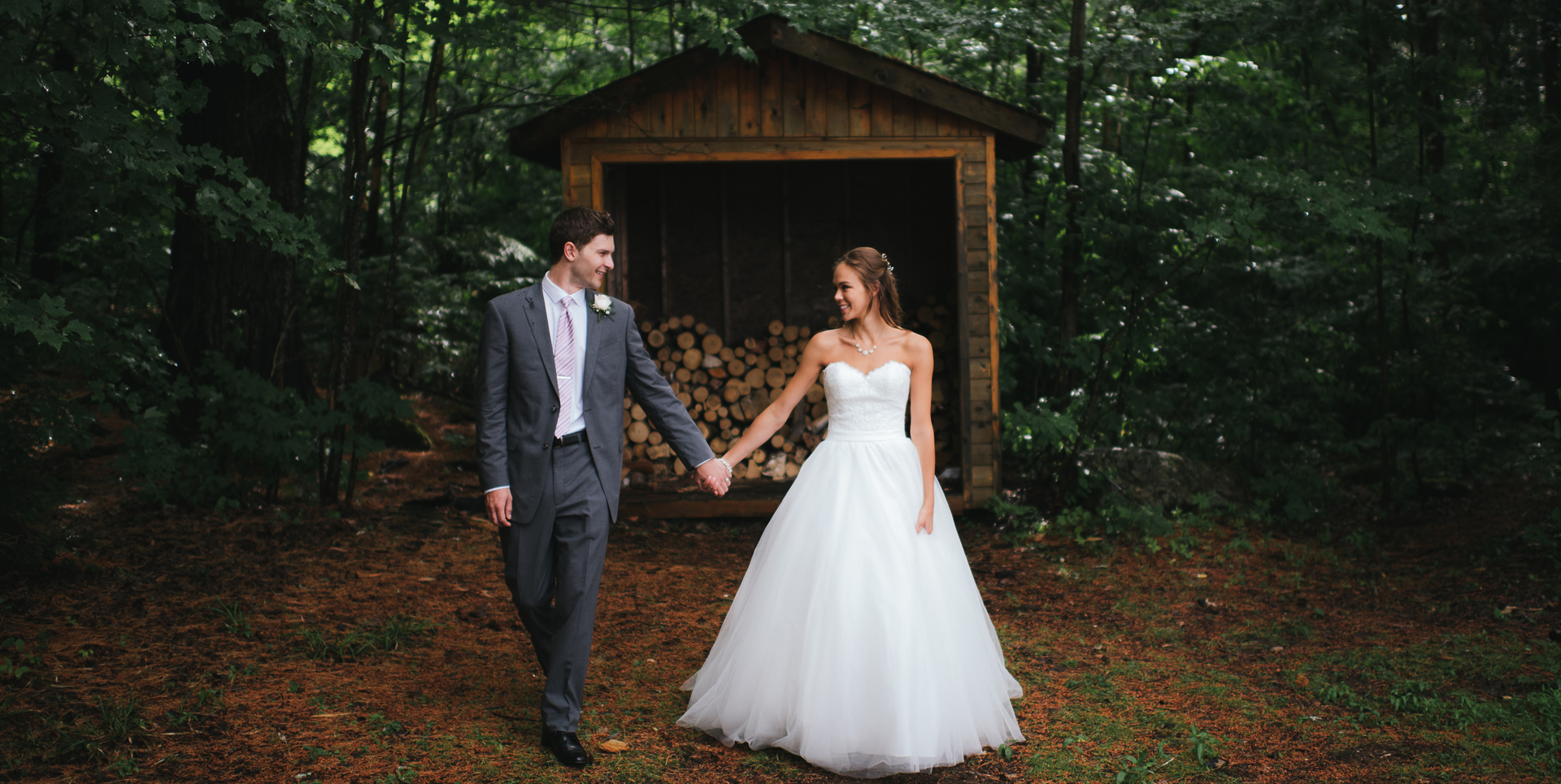 Weddings at Bark Lake Leadership Centre
