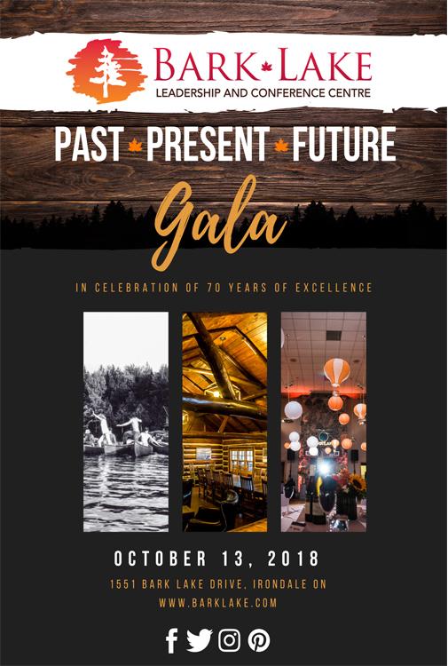 70th Anniversary Gala poster