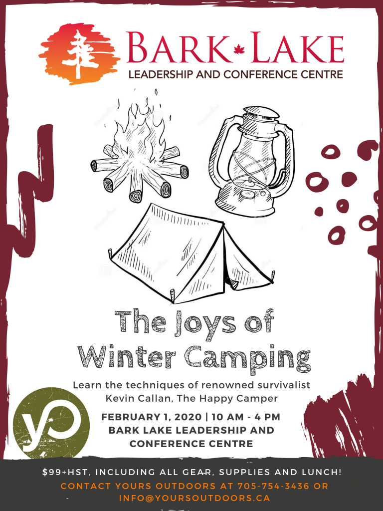 Joys of Winter Camping Workshop